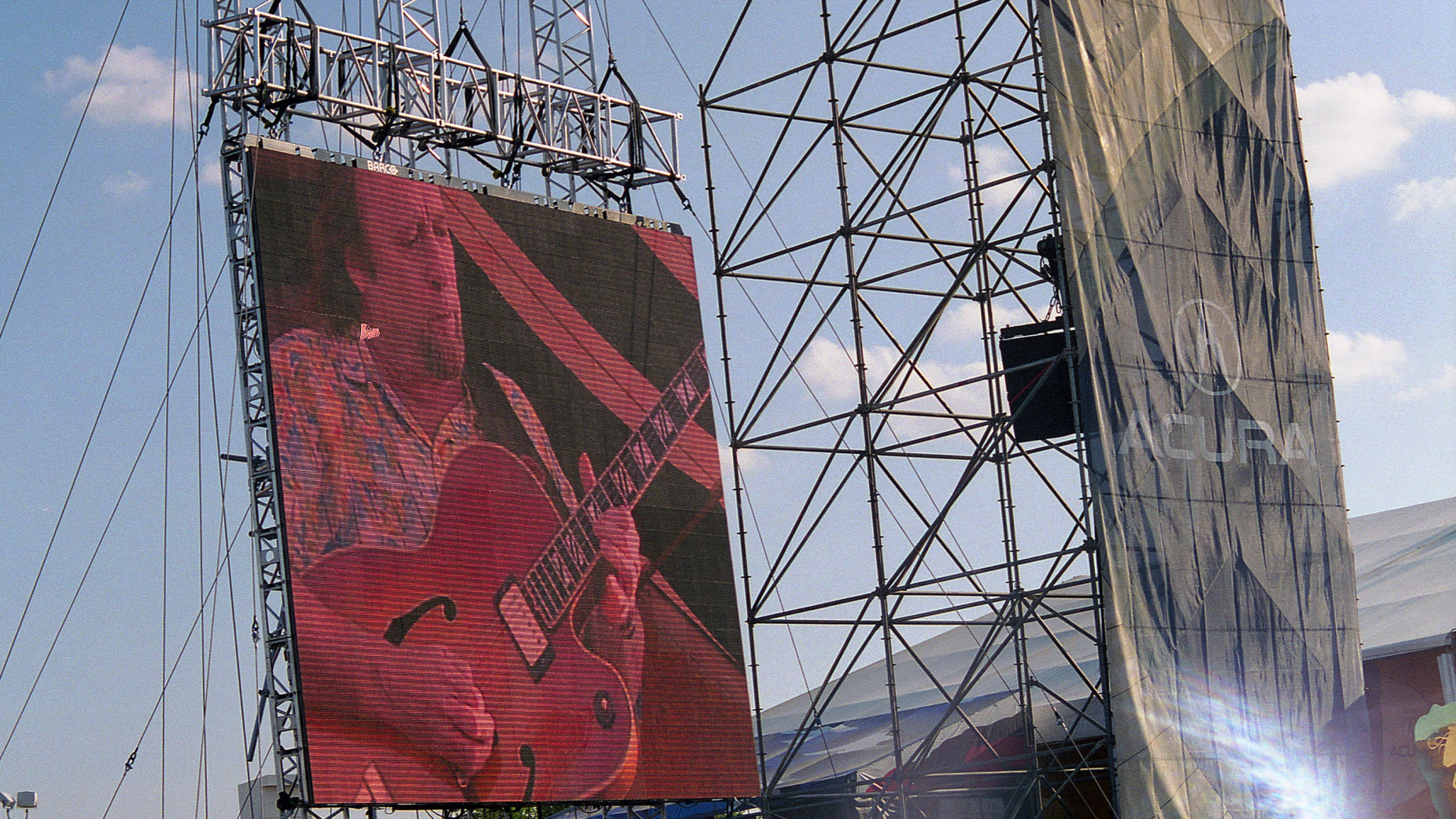 Crosby, Stills, & Nash at Jazz Fest 2003