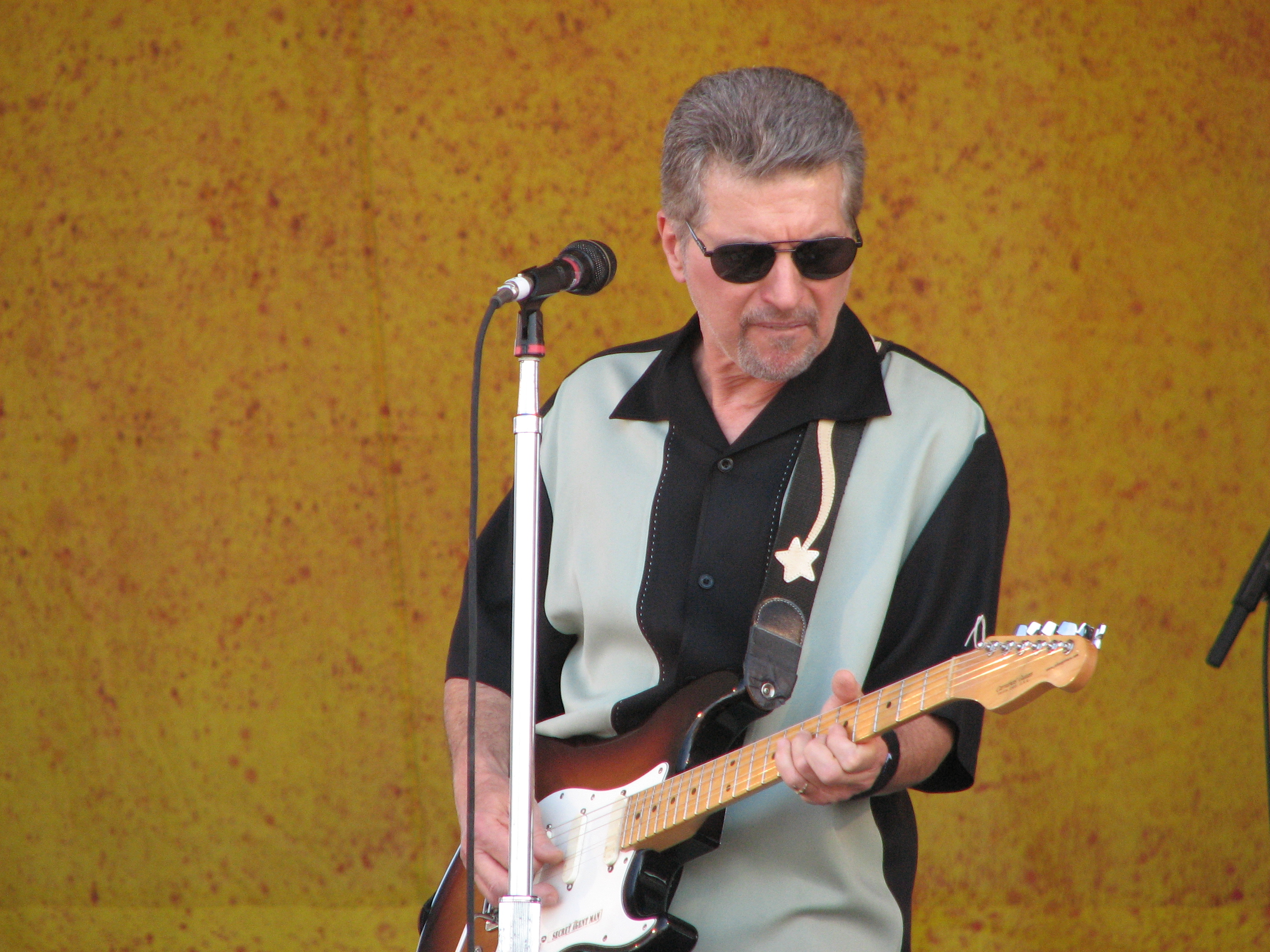 Johnny Rivers at Jazz Fest 2007