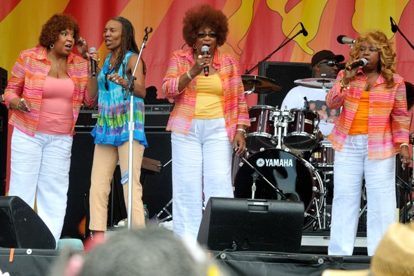 The Dixie Cups with Charmaine Neville