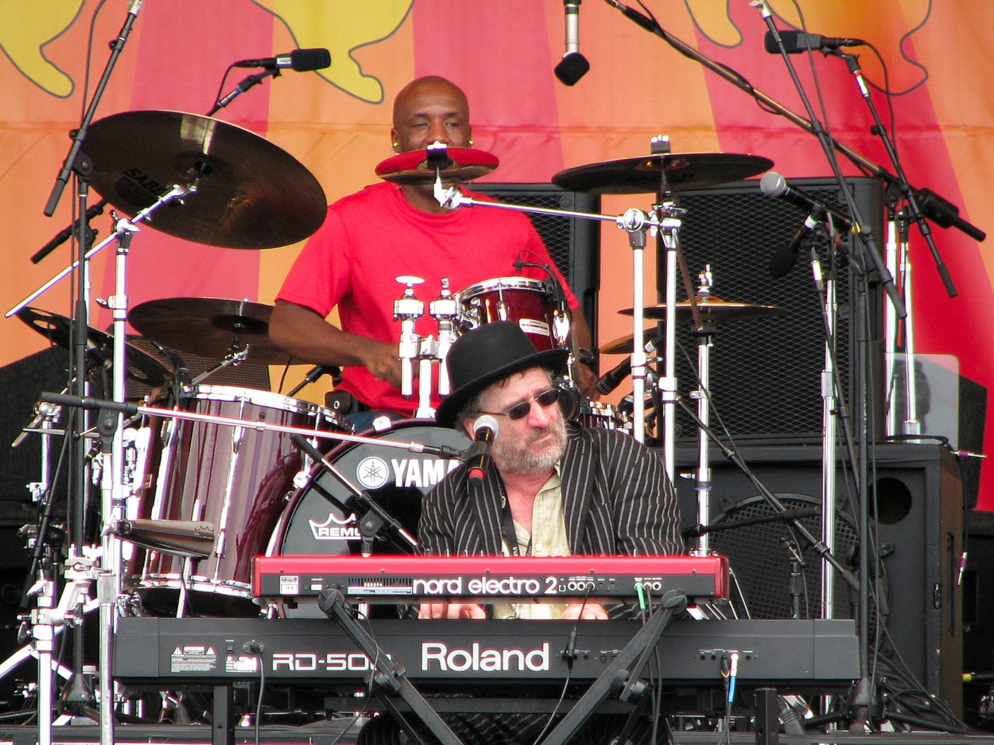 Eddie Christmas & Jon Cleary