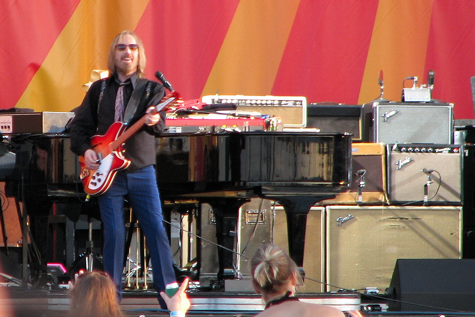 Tom Petty at Jazz Fest 2012