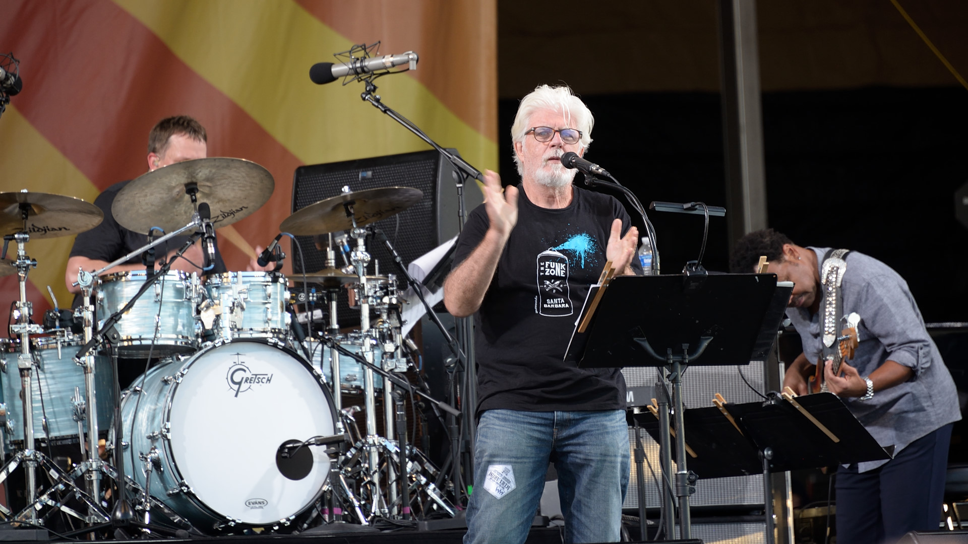 Michael McDonald with Steely Dan