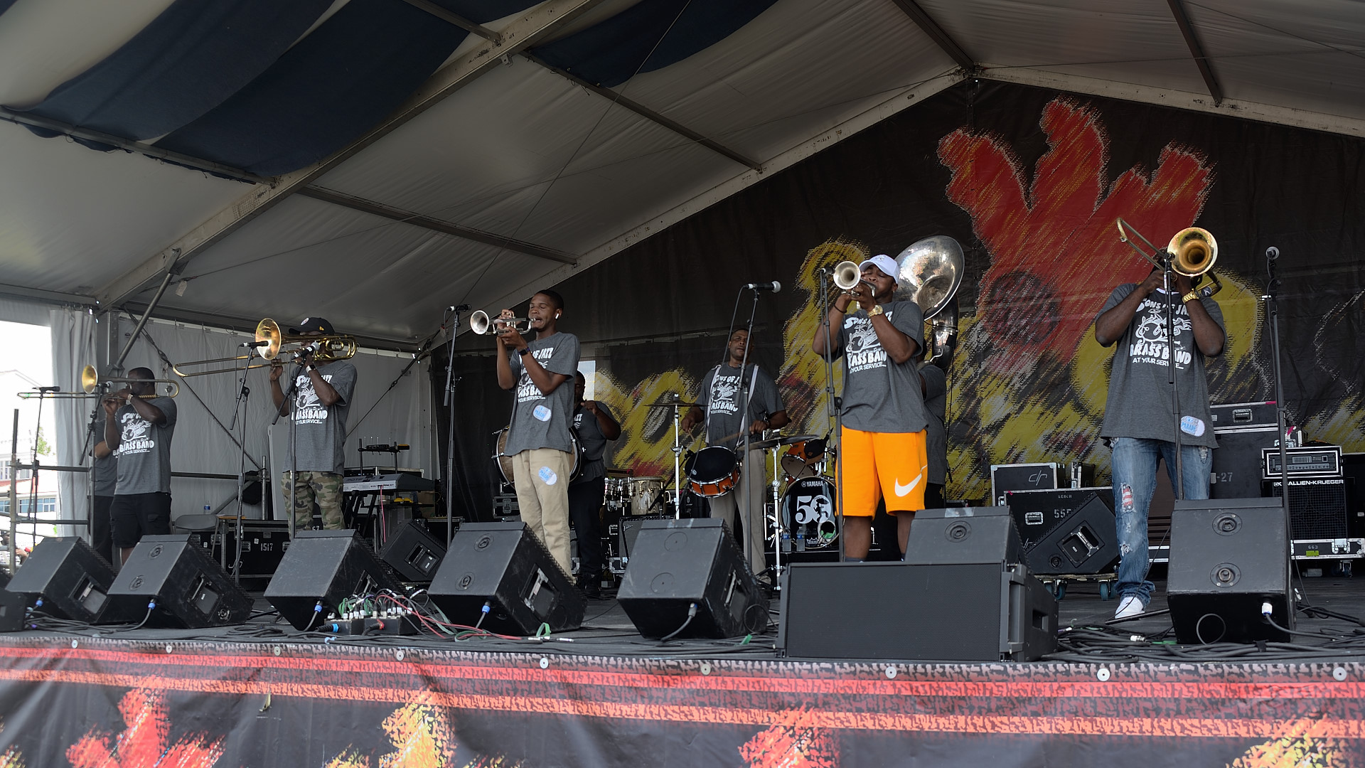 Sons of Jazz Brass Band
