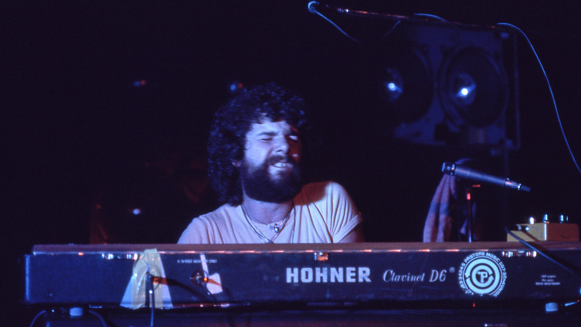 Chuck Leavell of Sea Level