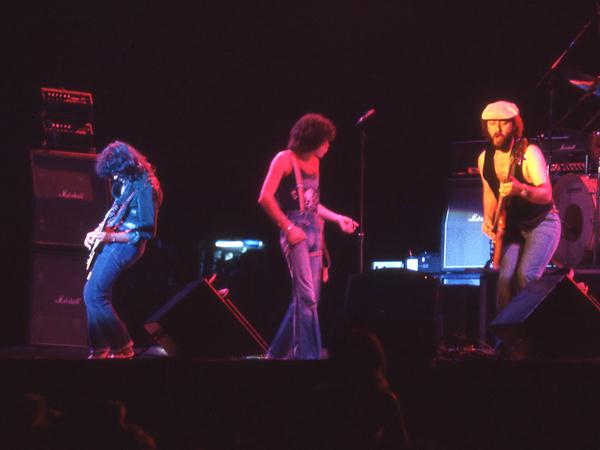 Nazareth at the Day of Rock & Roll, Superdome