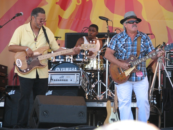 George Porter, Jr., Jazz Fest 2011
