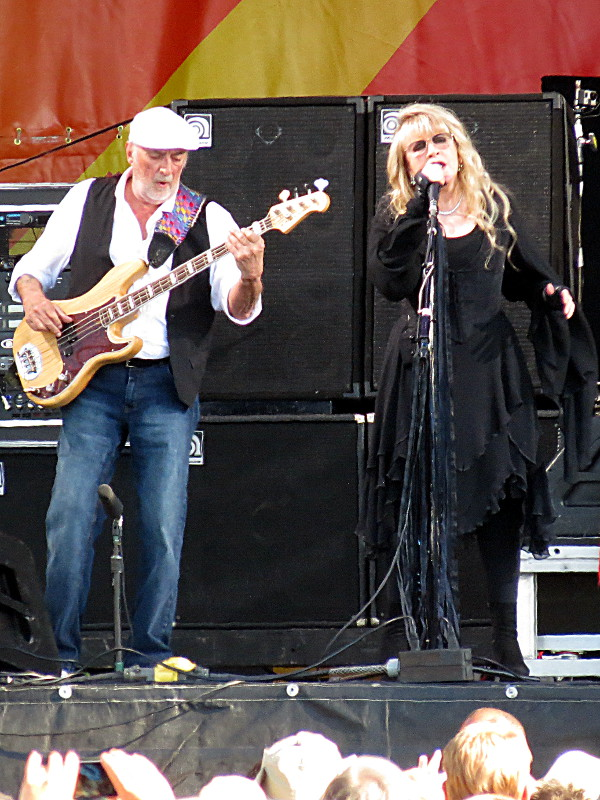John McVie & Stevie Nicks