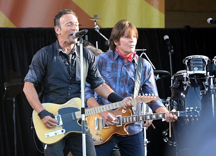 Bruce Springsteen & John Fogerty