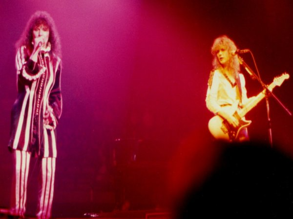 Heart at The Centroplex in Baton Rouge, 1980