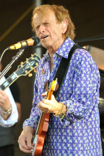 Al Jardine of The Beach Boys