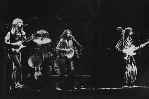 Yes at the Municipal Auditorium 10/9/77