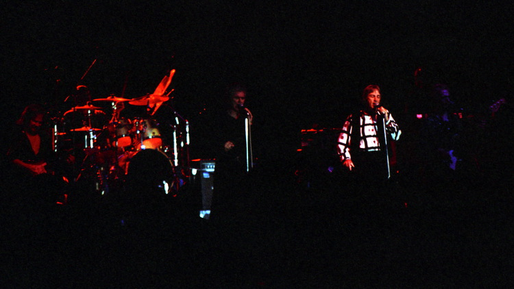 Three Dog Night at Jeff Fest 1999